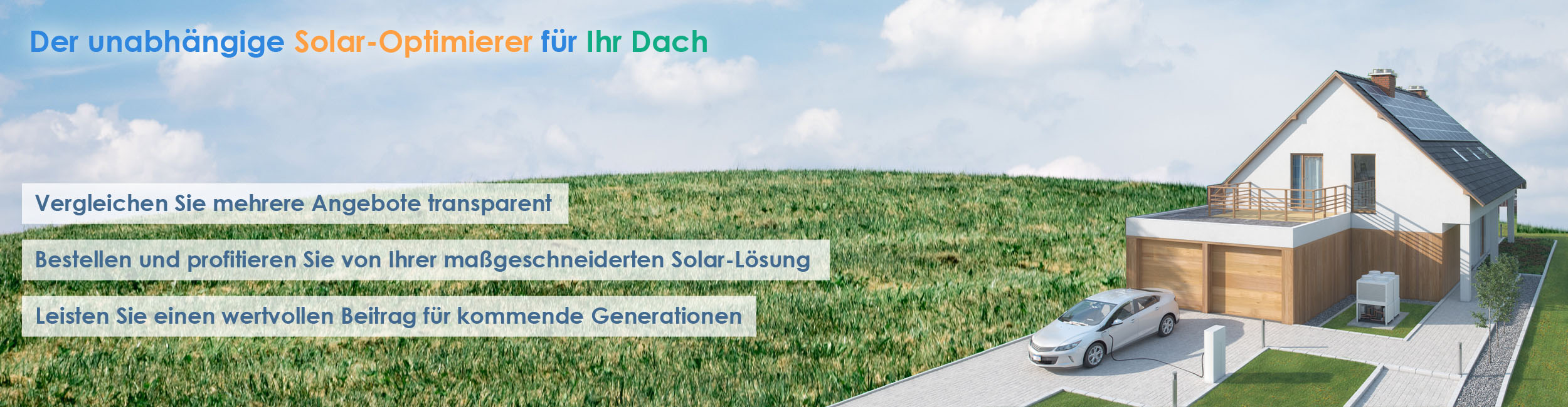 the independent solar optimizer for your roof