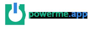 powermeapp logo